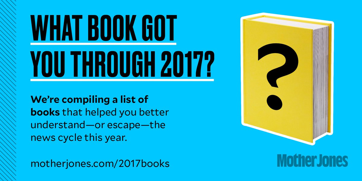 Hey, readers! Tell us what books got you through 2017.👇👇👇 https://t.co/nHv64agCPj