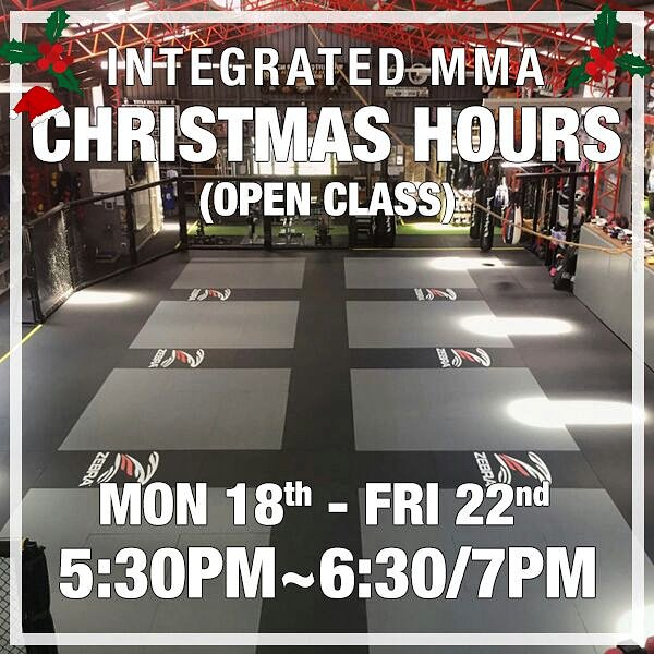 IntegratedMMAHQ photo