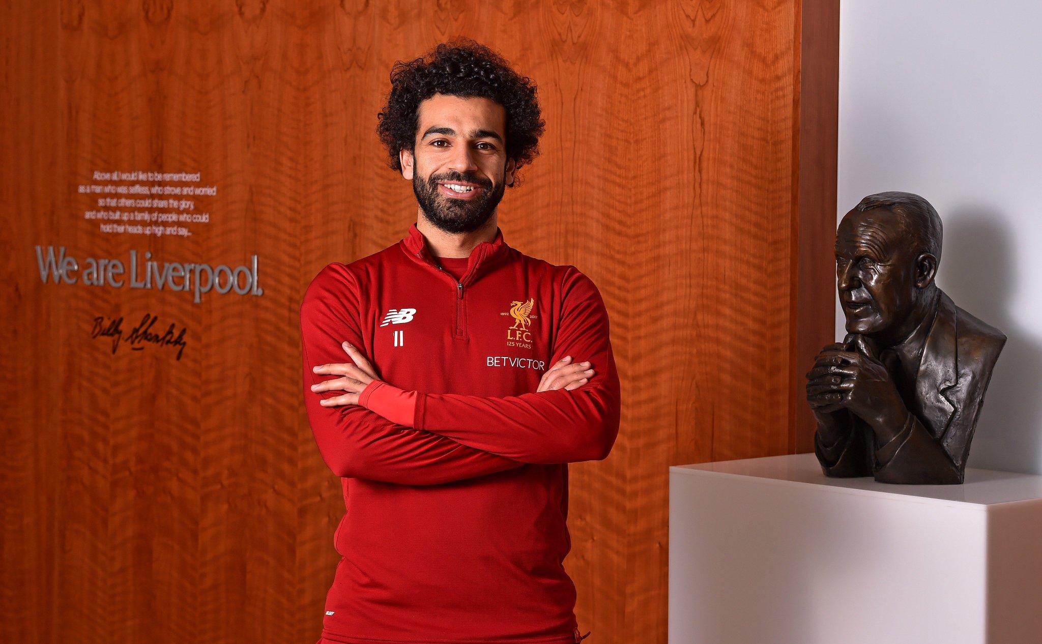 The Mohamed Salah Story ��   Allow @22mosalah to guide you through his career: https://t.co/ZKJkt93yaj  Thread �� https://t.co/zD5gjSkcxL