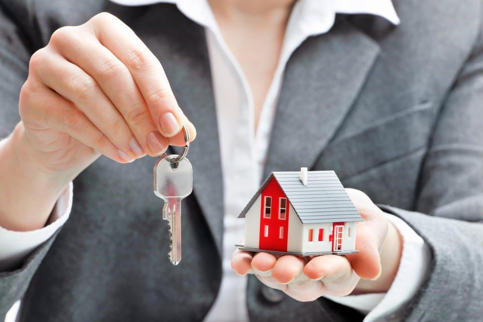 как переоформить недвижимость на детей