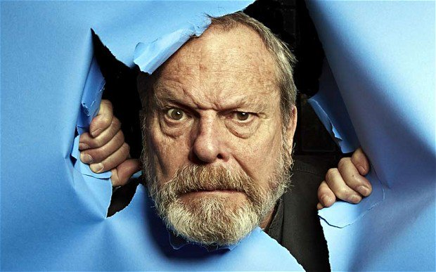 Happy 320th Mercurian Birthday Terry Gilliam!  Remessage