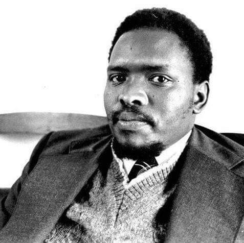 Happy birthday Baba weBC Steve Biko