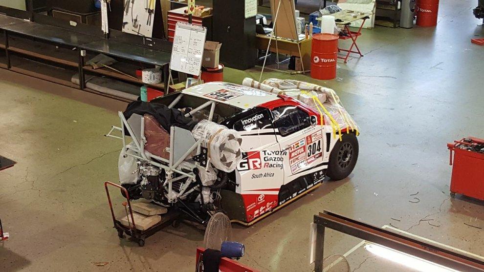 2018 40º Rallye Raid Dakar Perú - Bolivia - Argentina [6-20 Enero] - Página 2 DRUXbyXXkAUCUXS