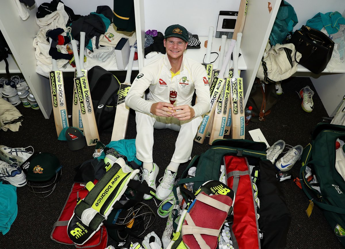 skipper after an epic double-ton, now if you wouldn't mind tidying