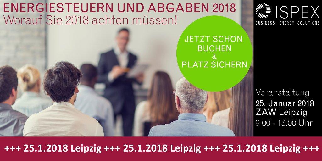 test Twitter Media - 25. Januar 2018 in #Leipzig: Unser #Seminar für alle #Energie-verantwortlichen im Unternehmen. Jetzt schon buchen & Platz sichern! #Mittelstand #KMU  https://t.co/xWRhlS278Y https://t.co/ruEIeUCbu5