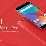 #MiA1 Red Edition goes on sale on 20th Dec 12PM via Mi portal ₹12,999 @XiaomiIndia (FYI, please check reviews before u buy this phone..)