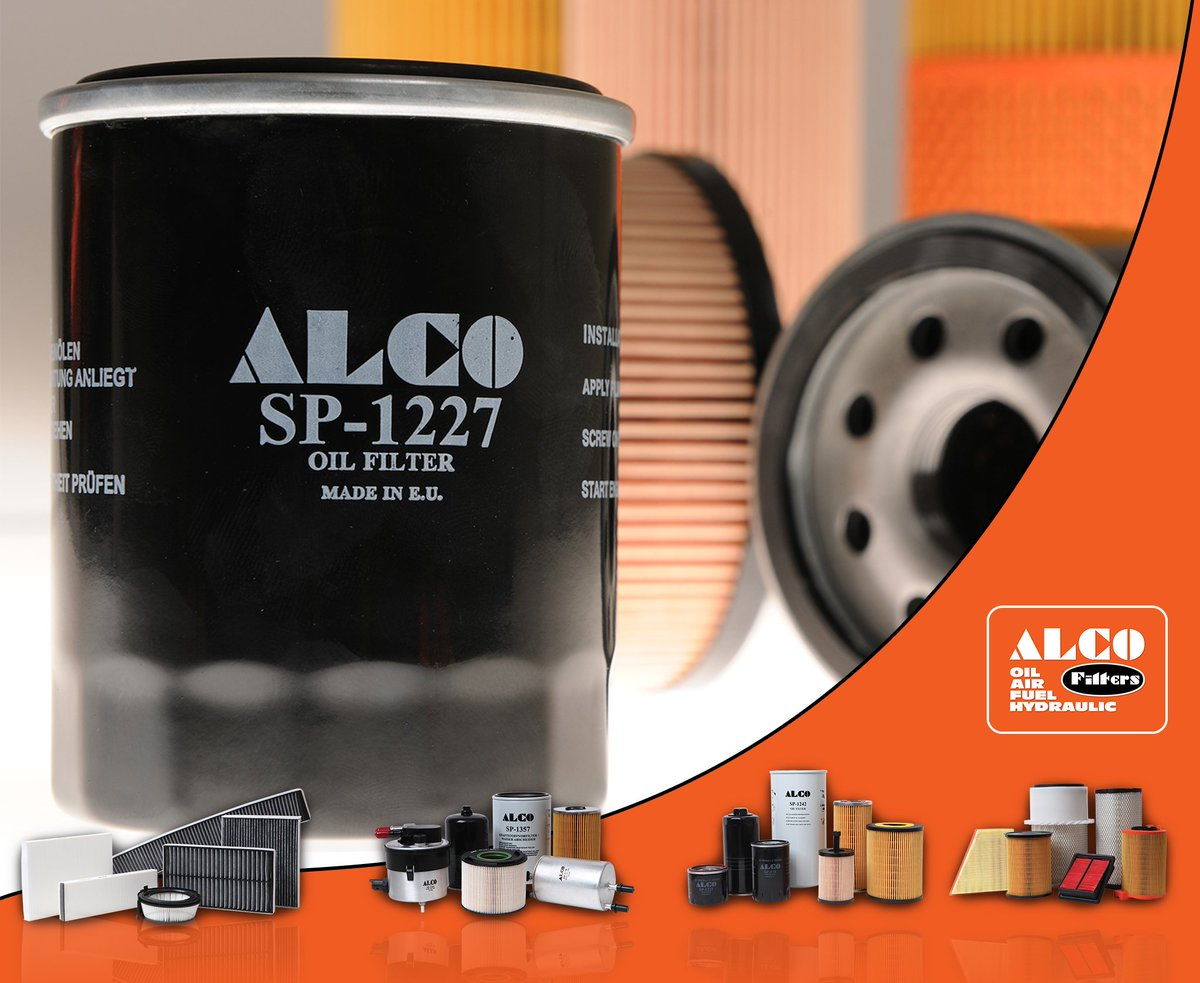 """ALCO Filters Ltd. on Twitter: """"Get to know #ALCO: Our filters are produced  with the highest quality Germany paper in the market!"""