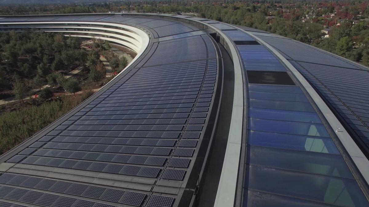 Apple&#39;s brand-new $5 billion campus is now open  http:// wef.ch/2iN6ZzJ  &nbsp;   #education <br>http://pic.twitter.com/Haw4JhwkTR