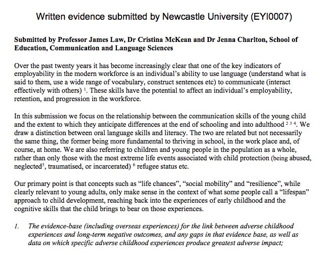 RCSLT policy on Twitter: