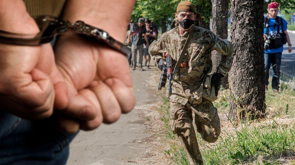 Белорус получил два года колонии заучастие ввооруженном конфликте вУкраинском государстве