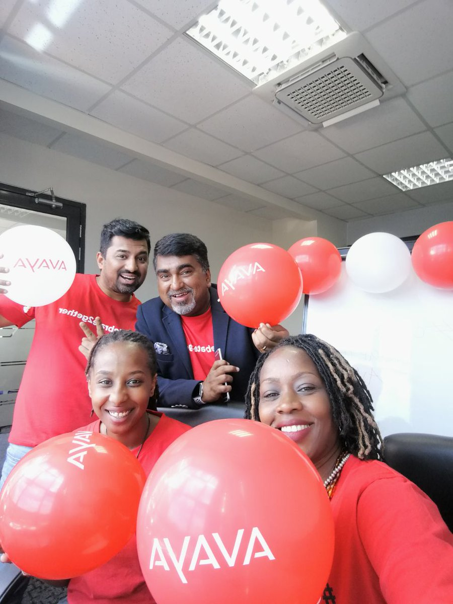 From Avaya #Africa team to the world #Celebrate2together a new chapter <br>http://pic.twitter.com/LxwvZxyRlO
