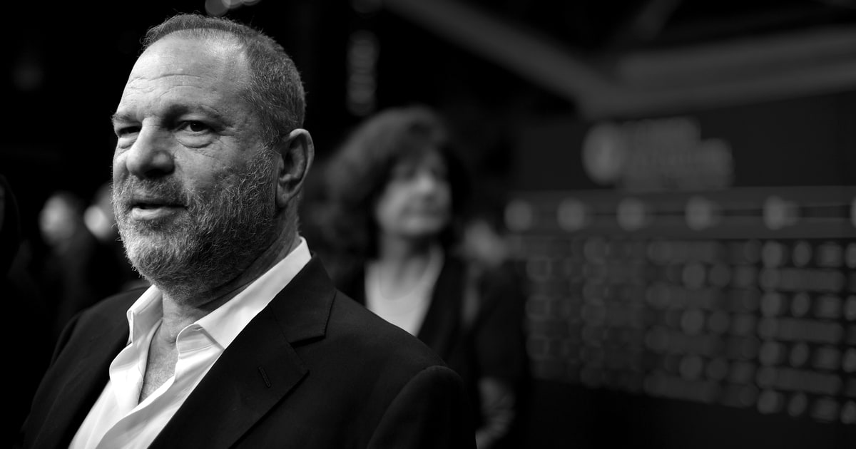 BBC announces a 'definitive' documentary about the Harvey Weinstein scandal is in the works https://t.co/6CI0Qf3gqu