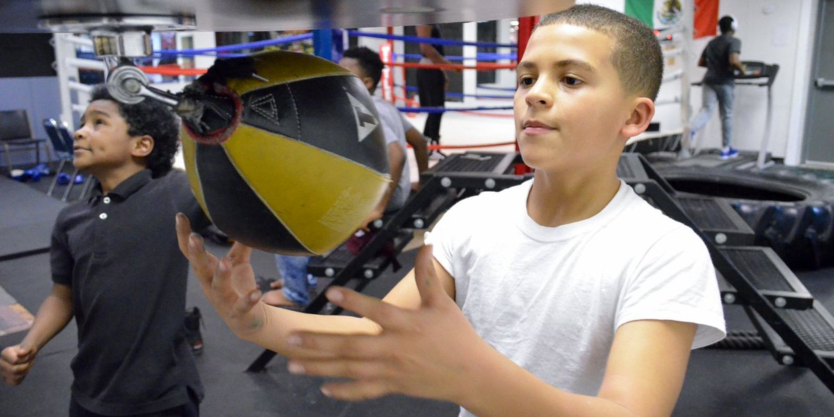 Season for Sharing: Achieve uses boxing, judo to get teens back on track https://t.co/lFIBLr8kdy