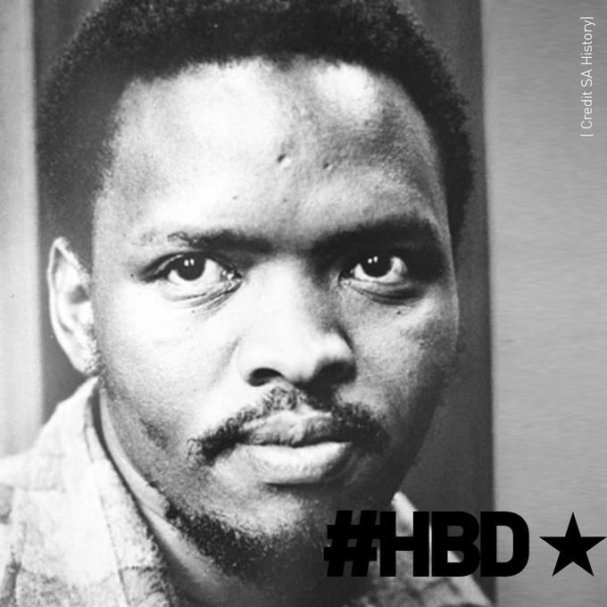 Happy 71st Birthday Bantu Steve Biko.