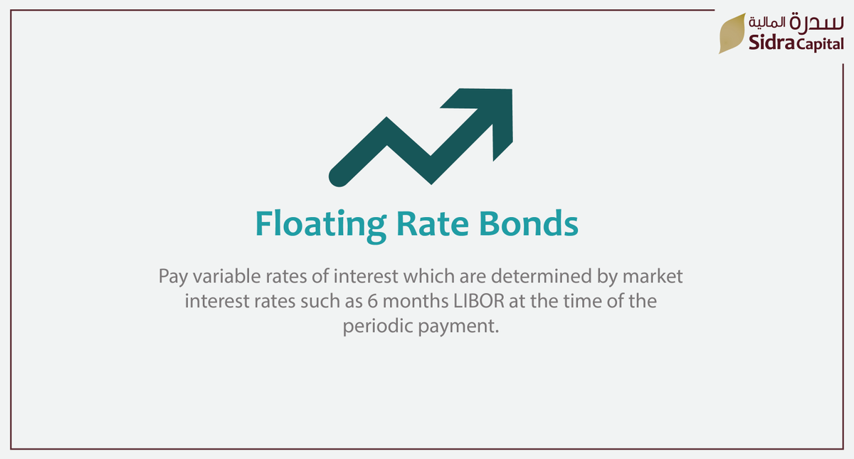 Sidra Capital However Fixed Rate Bonds Can Miss Out If Prevailing Interest Rates Rise While Floating Notes Will Pay Higher Yields