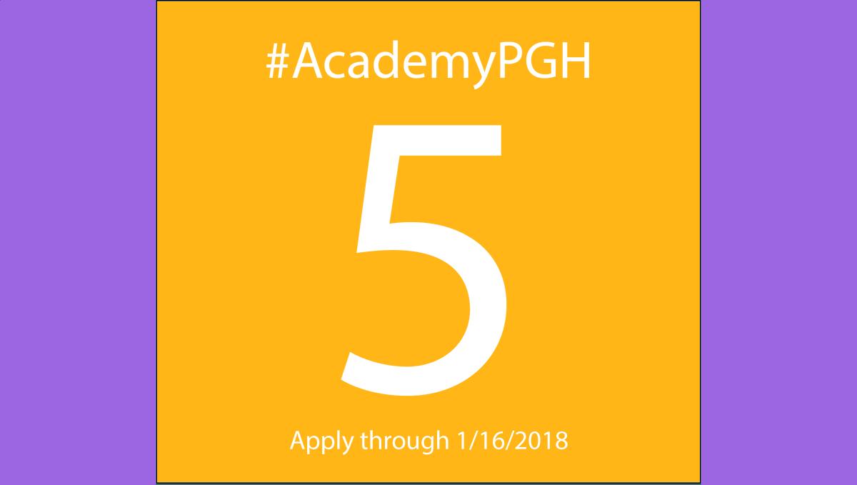 Media Tweets by AcademyPGH (@academypgh) | Twitter
