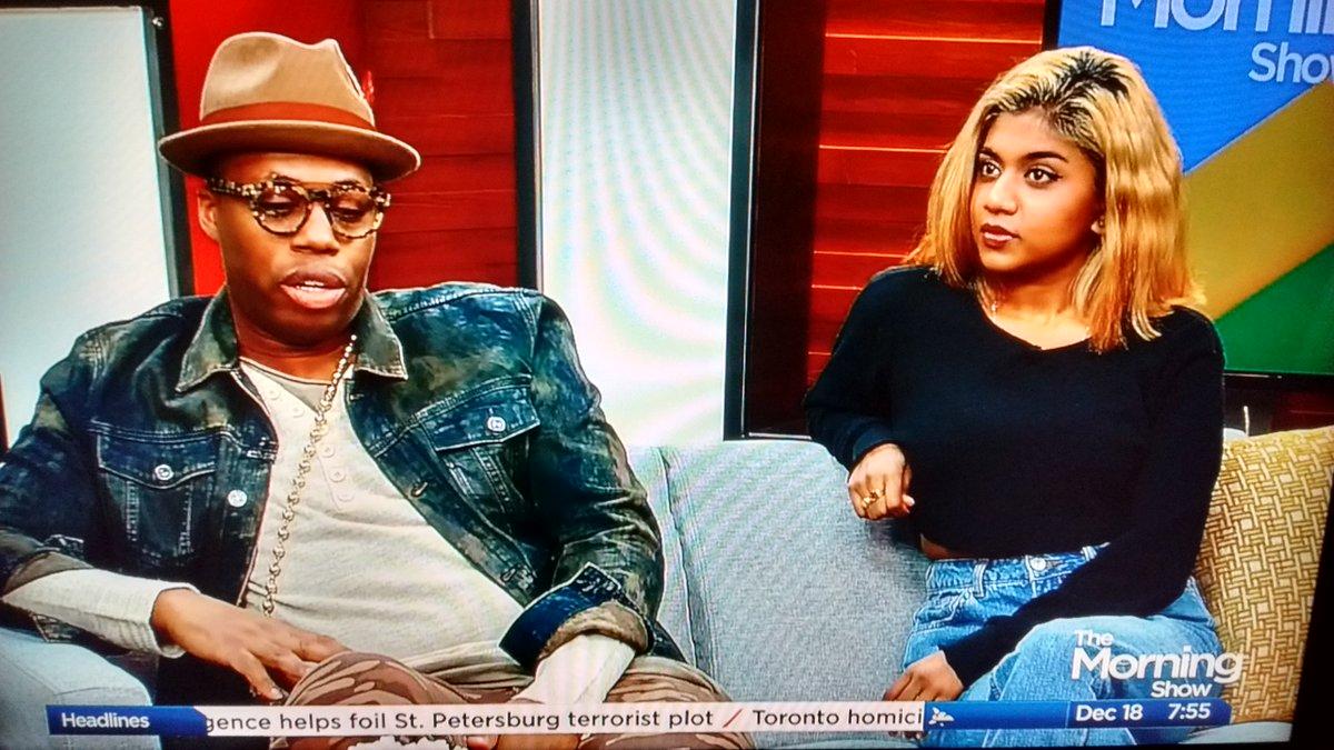 Emerging music star @PREEGREATNESS + OG @KardinalO winning as special guests on #Toronto TV @morningshowto - check their Celebrity Marauders new video alongside @JoeyMontanaT #Winner here:  https://www. youtube.com/watch?v=fHorMp D3td0 &nbsp; …  #the6ix #Tdot #hiphop #Reggaeton #randb #EDM<br>http://pic.twitter.com/leOUNgbveO