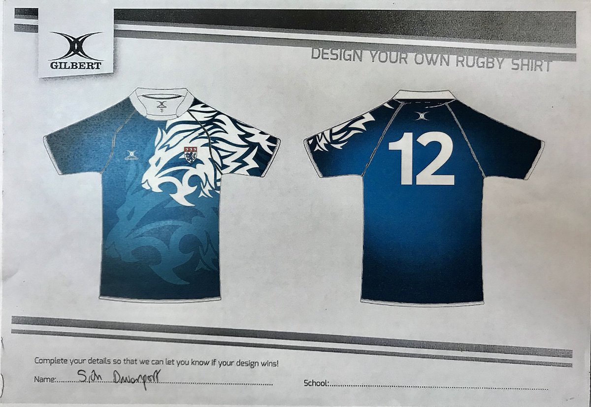 Make Your Own Rugby Shirt « Alzheimer's Network of Oregon