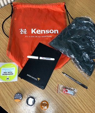 Happy Monday! As it&#39;s Christmas we want to give away some amazing @solarwinds goodies! Simply RT this post to be entered! #competition #giveaway <br>http://pic.twitter.com/FoE49mU22E