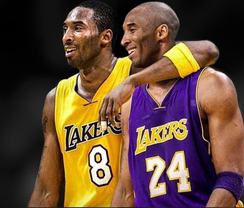 68adb11d4d91 Kobe Bryant explains the difference between No. 8 and No. 24