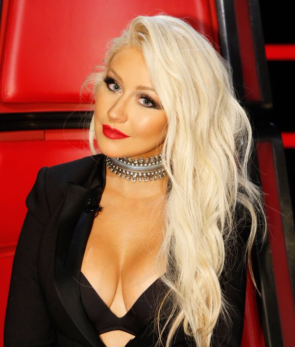 Happy BirthDay Christina Aguilera. 37