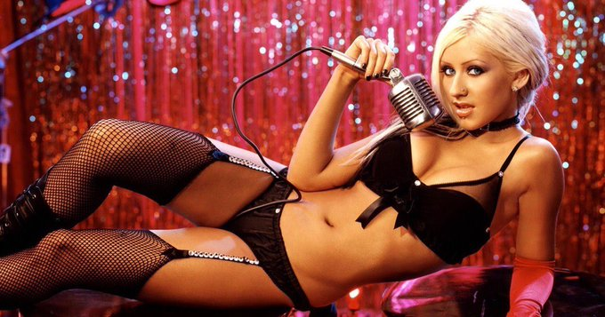 Celebrate Christina Aguilera\s Birthday With Her Hottest Maxim Throwback Photos