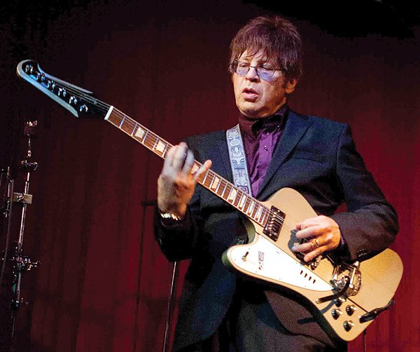 Happy Birthday Today 12/18 to guitarist for The Cars Elliot Easton.  Rock ON!