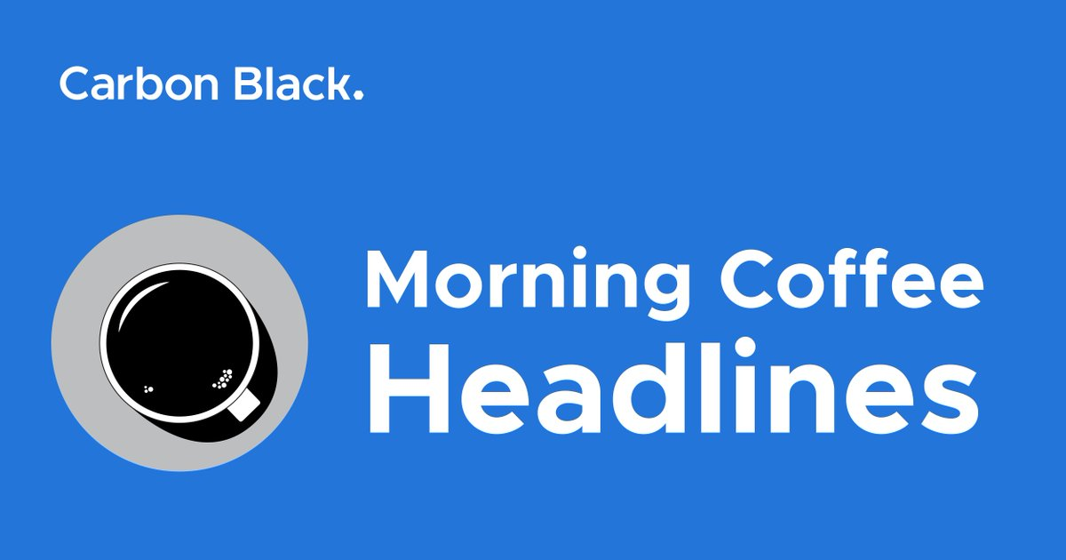 Cybersecurity in 2018: what we can expect to face; Enabling business through #cybersecurity; 19 M California Voter Records Held for Ransom  -  http:// ow.ly/sATn30hiluZ  &nbsp;   #infosec @CarbonBlack_Inc #MorningCoffee <br>http://pic.twitter.com/wl6p8WJX1g