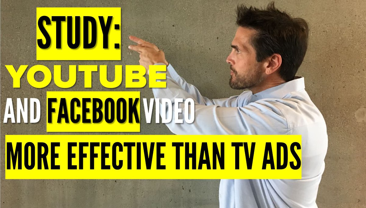 Study: 46% of People Buy a Product After Watching a Branded YouTube Video  https:// youtu.be/zIFv0TJEXQk  &nbsp;   #smm #videomarketing <br>http://pic.twitter.com/iQz8Z7rYko
