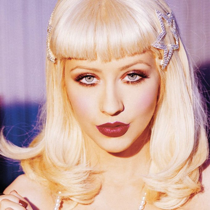 Happy birthday Christina Aguilera - bring us some new tunes next year