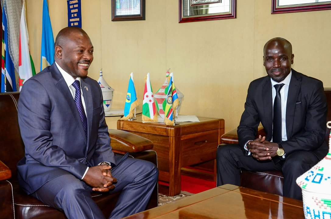 Wishing you Your Excellency @pnkurunziza a Happy &amp; Blessed Birthday. All @afmasharikifest are grateful for the support &amp; collaboration in our initiatives in #Burundi. Your passion for #Sports in amazing. We look forward to further engagements as we Spread the &quot;Integration Gospel&quot; <br>http://pic.twitter.com/zFY4S6VVqw