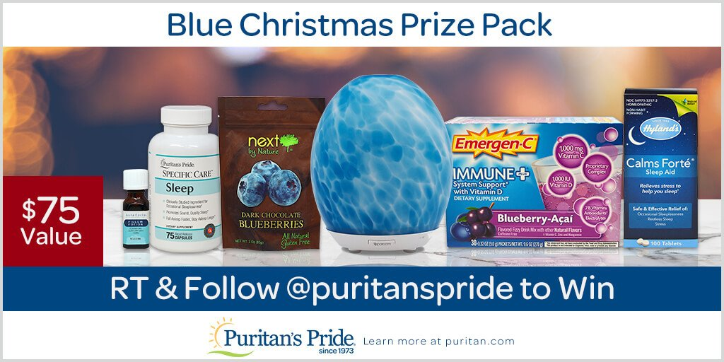 #GIVEAWAY: RT &amp; follow us for a chance to #win a Blue #Christmas  #Prize Pack:  http:// bit.ly/blue-christmas -prize &nbsp; …  #diffuser #sleep #aromatherapy <br>http://pic.twitter.com/svvoMopVeh