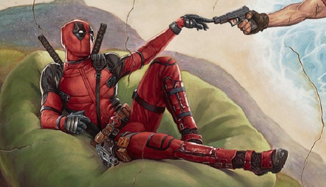 The new poster for #Deadpool2 may reveal the title of the sequel https://t.co/pRQPJ8MvKP
