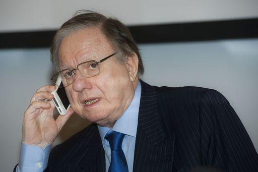 L'ex ministro Altero Matteoli è morto in un incidente sull'Aurelia https://t.co/2jNJyyIKvk