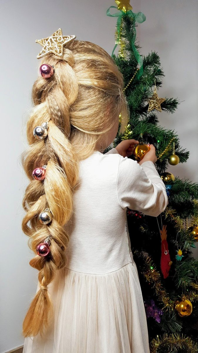 Long Hair Easy Cute Hairstyles For Little Girls 90