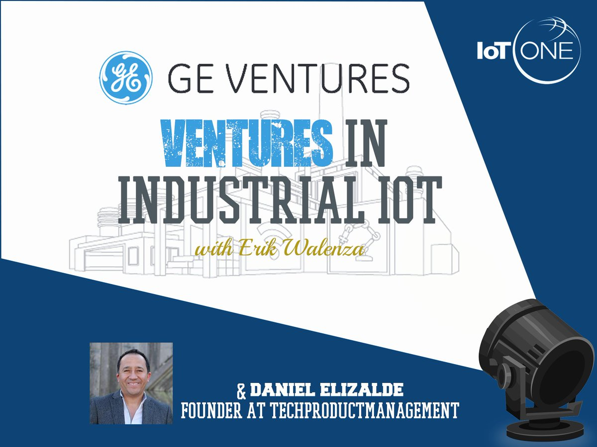 &quot;Ventures in Industrial IoT&quot; Podcast Series brought to you by @GE_Ventures   Libsyn -  http:// directory.libsyn.com/episode/index/ id/6040659 &nbsp; …   iTunes -  https:// itunes.apple.com/us/podcast/ind ustrial-iot-spotlight/id1228185407 &nbsp; …   #IIoT #Product #Strategy #IndustrialIoT #IoT #Prodmgmt #Tech #InternetOfThings #Industry40<br>http://pic.twitter.com/Sl04hED7gF
