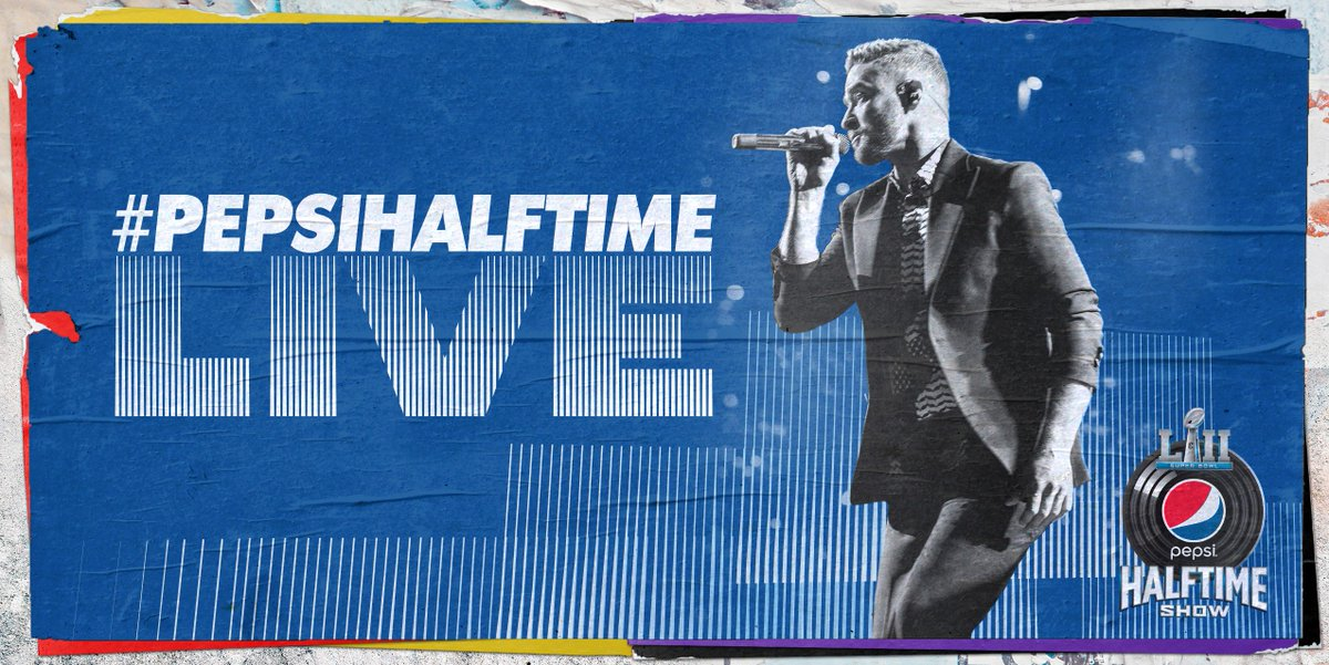 Want to see me perform at #SBLII #PepsiHalftimeLive FROM THE SIDELINES? RT for a chance to win sideline passes from @pepsi for you and a guest! https://t.co/B7lDVs8D3V #Sweepstakes