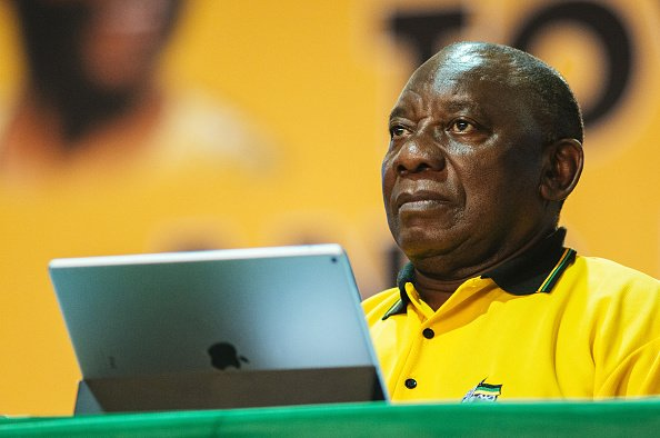 Ramaphosa wins contest to head South Africa's ANC https://t.co/L8OG3K2QAf