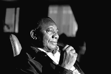 LUCKY NUMBER 13: Cyril Ramaphosa is now the 13th president of the African National Congress.