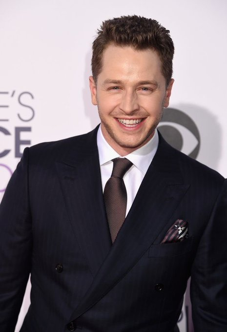 Happy Birthday to the one and only Prince Charming, Josh Dallas.