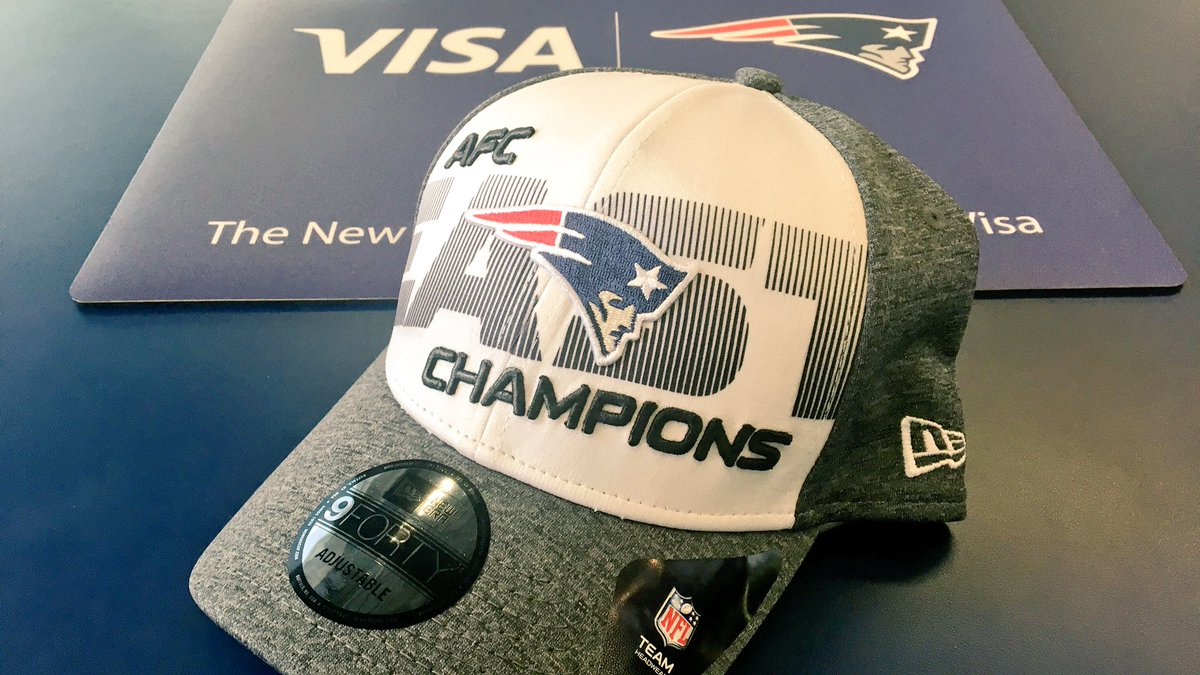 592dc49d2d4 ... to win an AFC East Champs hat! http   bit.ly 2B8OnSR  NotDone Can t  wait  Buy your AFC East gear now  http   bit.ly 2oKfUV5 pic.twitter .com fLUbNNGJK9