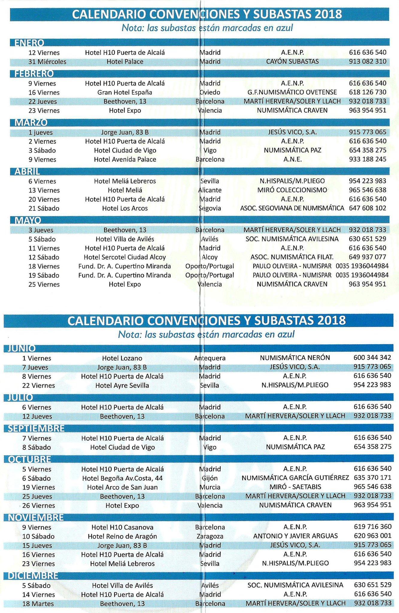 2018 AENP - Convenciones y subastas del calendario de la Asociación Española de Numismáticos Profesionales DRWK9p9W4AAGFgL