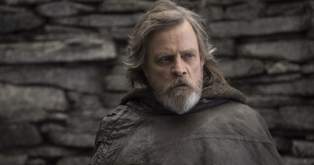 Mark Hamill on the entire history of Luke Skywalker, from 1977's #StarWars to his new performance in #TheLastJedi https://t.co/ipbFLfy8zT
