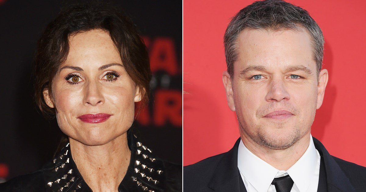 Minnie Driver calls Matt Damon to task for the 'tone deafness' of his comments about sexual misconduct https://t.co/7YkE2ZTRt8