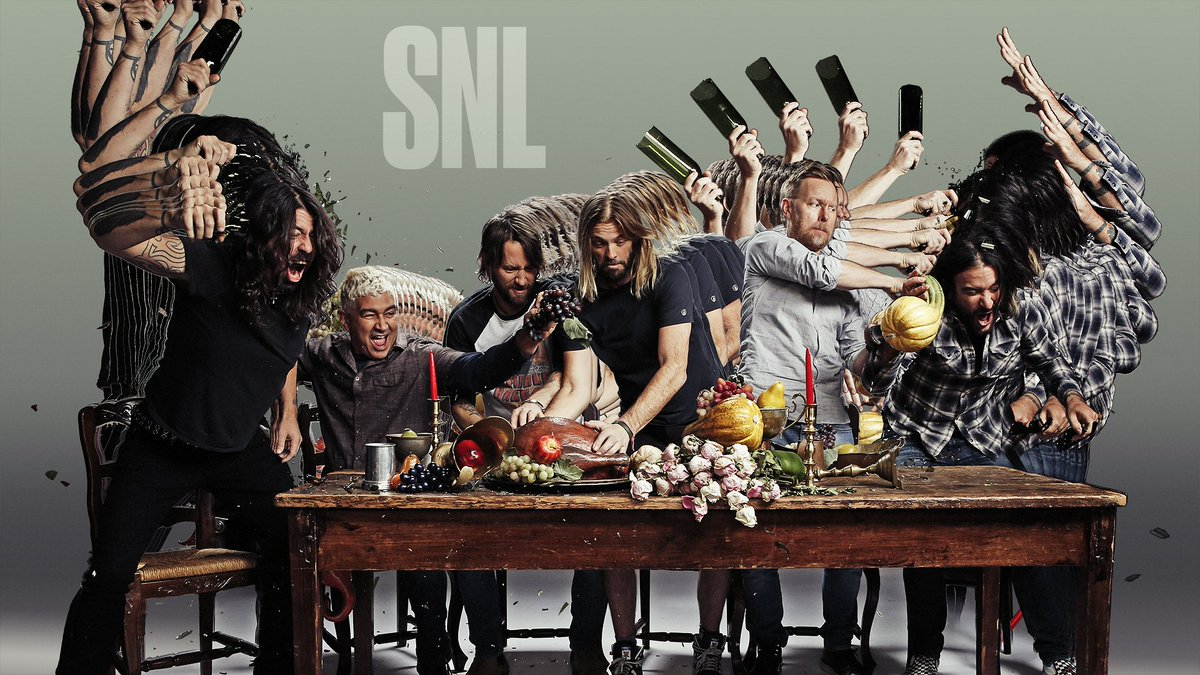 Foo Fighters Snl Christmas.Saturday Night Live On Twitter Ladies And Gentlemen