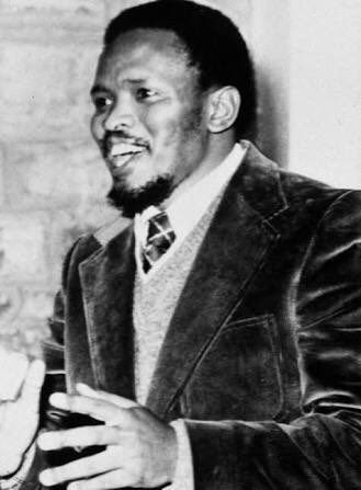 Happy birthday to Steve Biko. It s a great coincidence with the election of Cyril Ramaphosa