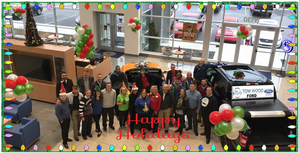 Tom Wood Ford On Twitter Happy Holidays From Our Team Here At Tom