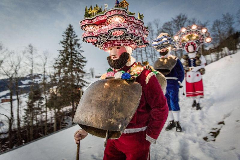 Kết quả hình ảnh cho Appenzell new year