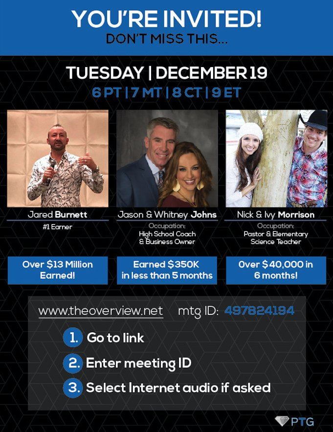 TUESDAY NIGHT 6pt7mt8ct9et PURE OVERVIEW LIVE W Jared Burnett U0026 Powerful  Testimonies From Jason U0026 Whitney Johns And Nick U0026 Ivy Morrison Http://www.
