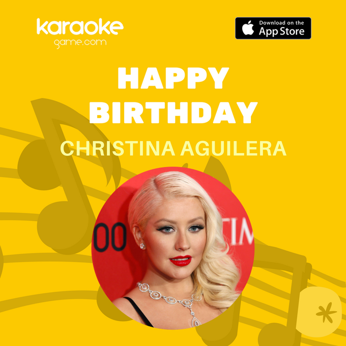 Show your best singing skills and wish happy birthday to